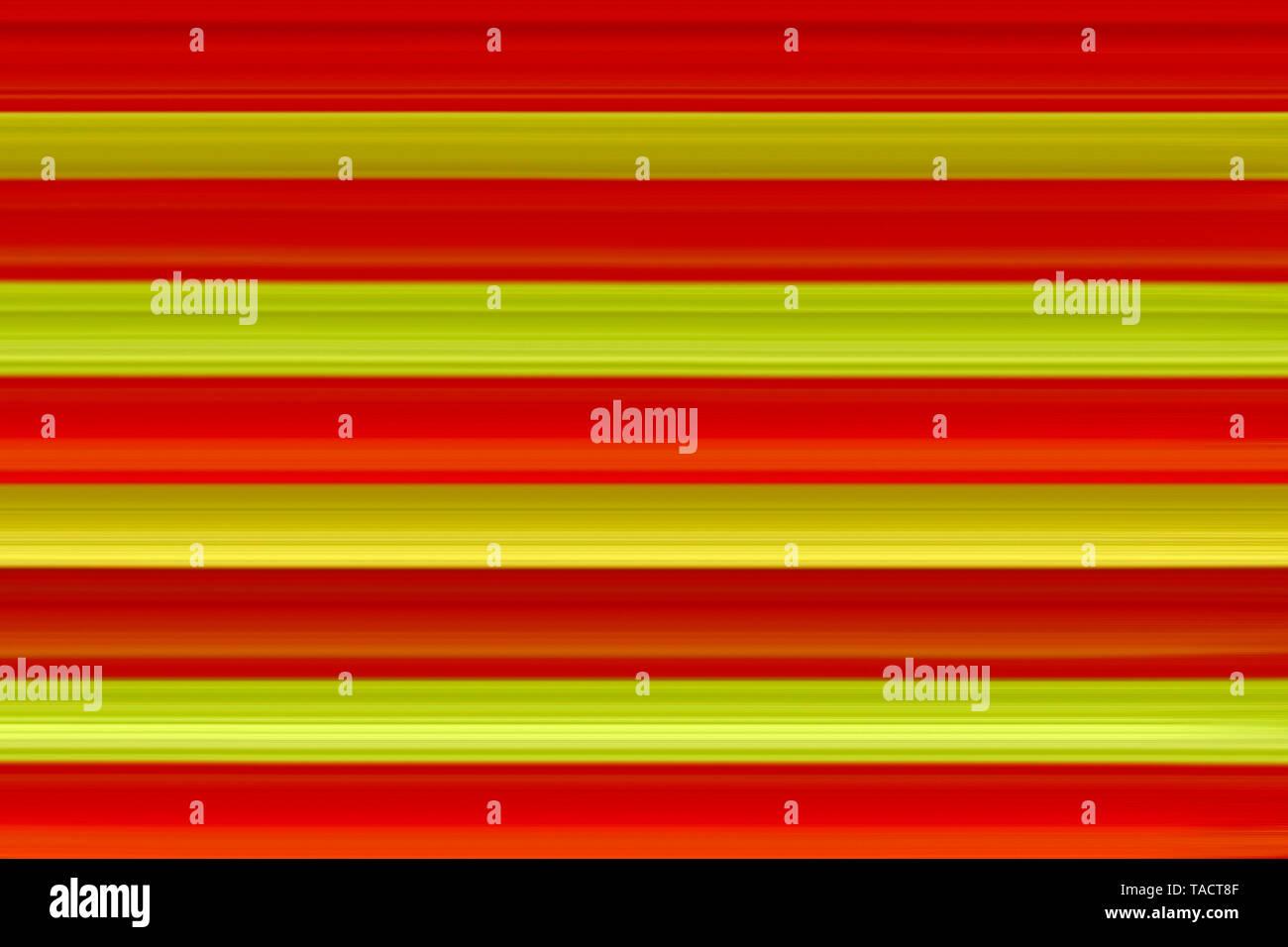 Modern fine art computer digital paintings creative hypnotist imagination colourful line - Stock Image