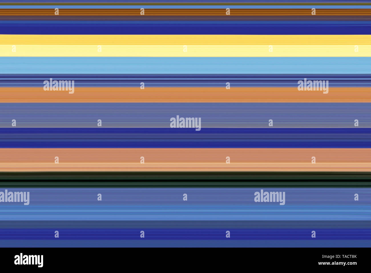 Modern fine art computer digital paintings creative hypnotist imagination colourful line vhm 16/10/2014. - Stock Image