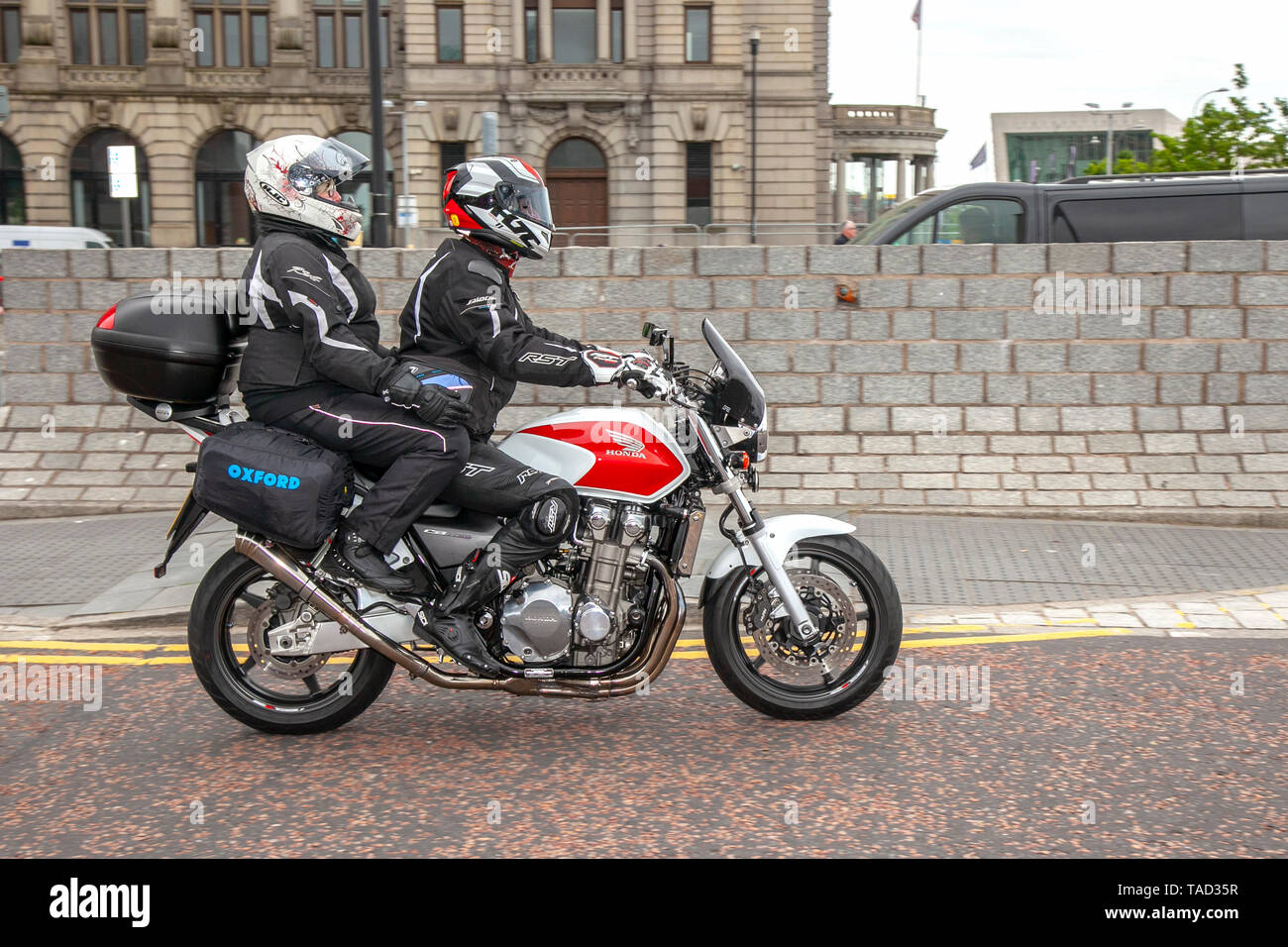Honda Cb High Resolution Stock Photography And Images Alamy