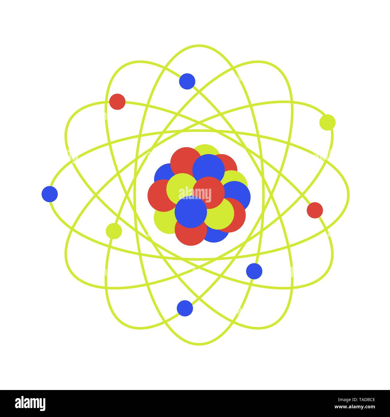 vector illustration with atomic structure print with symbol of nuclear energy scientific research molecular chemistry education science day chem stock vector image art alamy https www alamy com vector illustration with atomic structure print with symbol of nuclear energy scientific research molecular chemistry education science day chem image247386062 html