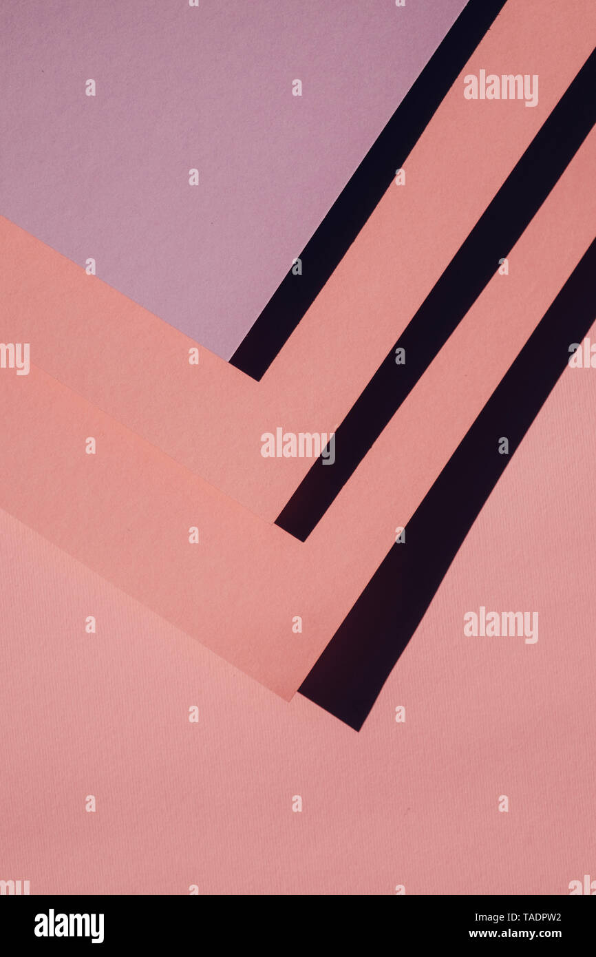 Pink abstract background and texture - Stock Image