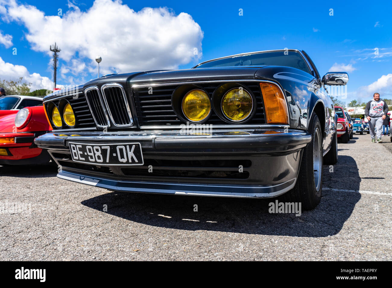 Bmw 635 Csi High Resolution Stock Photography And Images Alamy