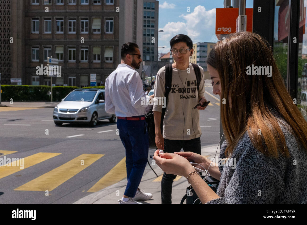 Connected Bus Stock Photos & Connected Bus Stock Images - Alamy