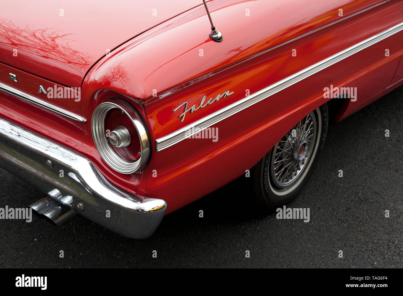 Ford Falcon Stock Photos & Ford Falcon Stock Images - Alamy