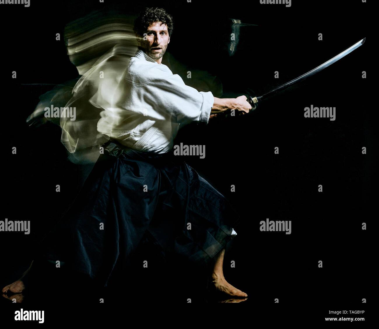 Iaido Stock Photos & Iaido Stock Images - Alamy