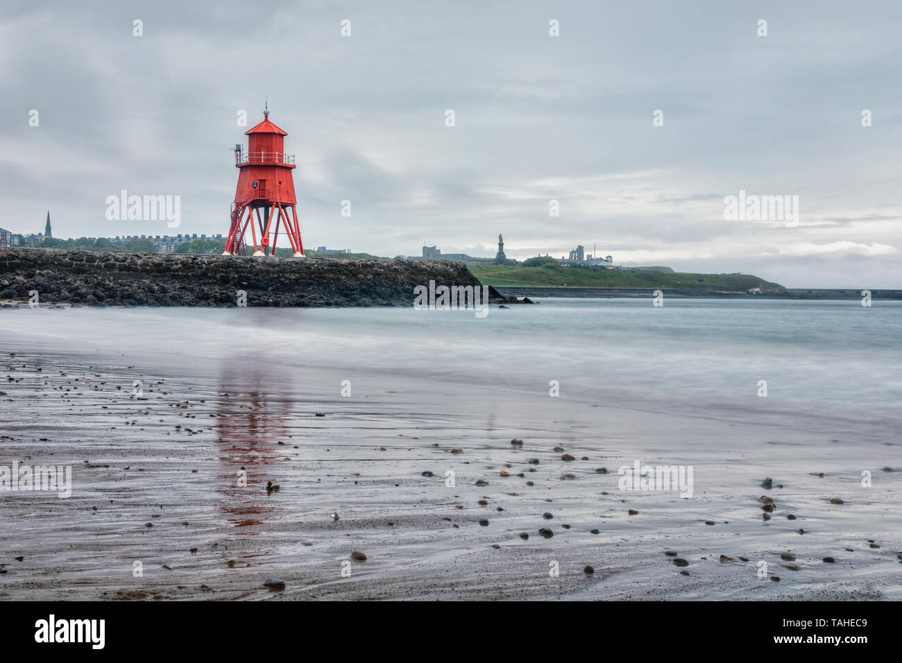 South Shields, Tyne and Wear, England, UK, Europe - Stock Image