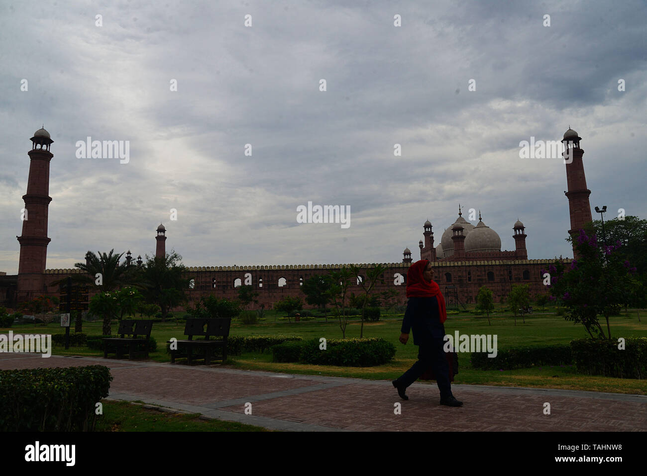 Historical Places In Pakistan Stock Photos & Historical