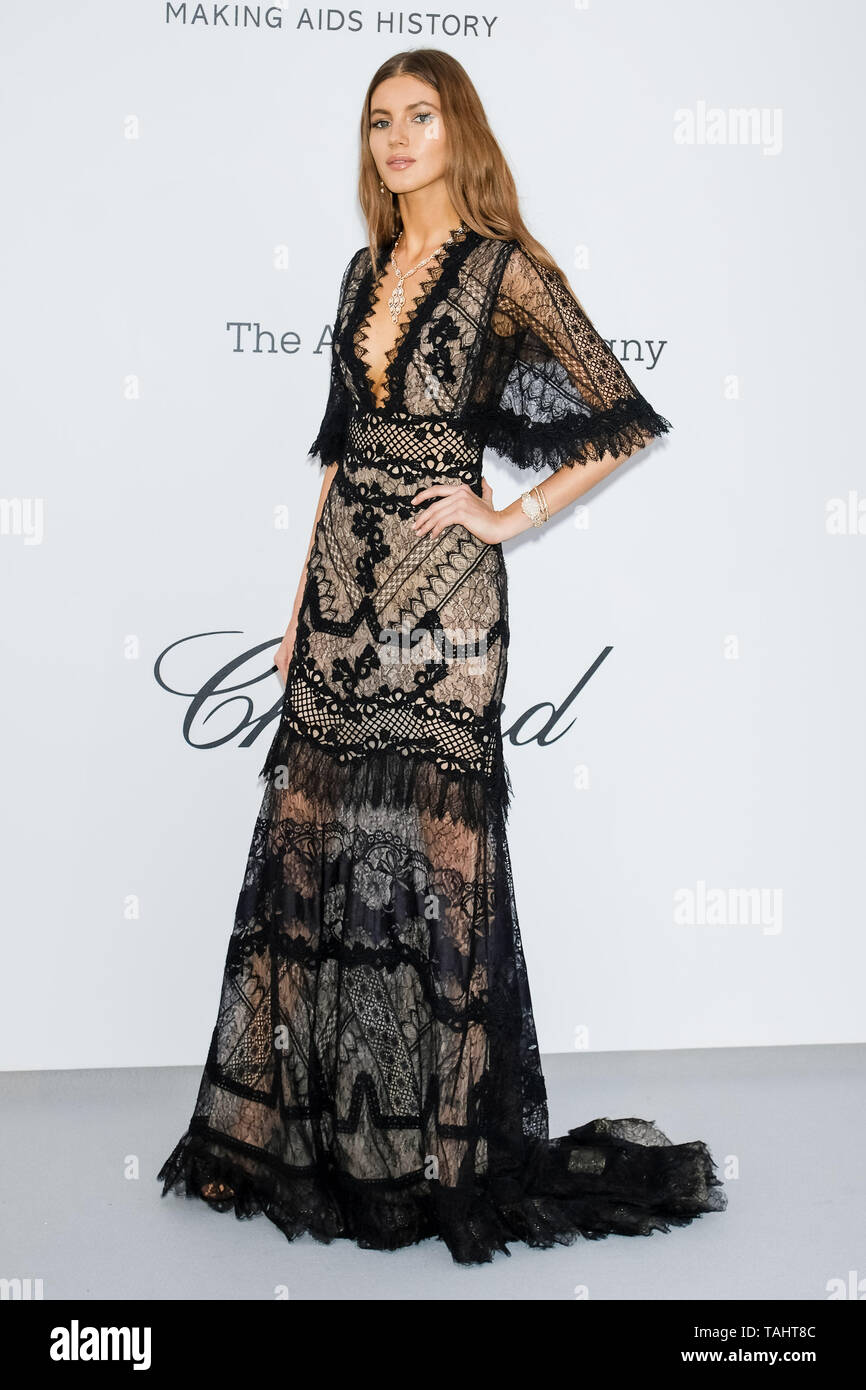 f2572198e25 Valery Kaufman attends the 26th amfAR Gala Cannes on Thursday 23 May 2019 at  Hotel du