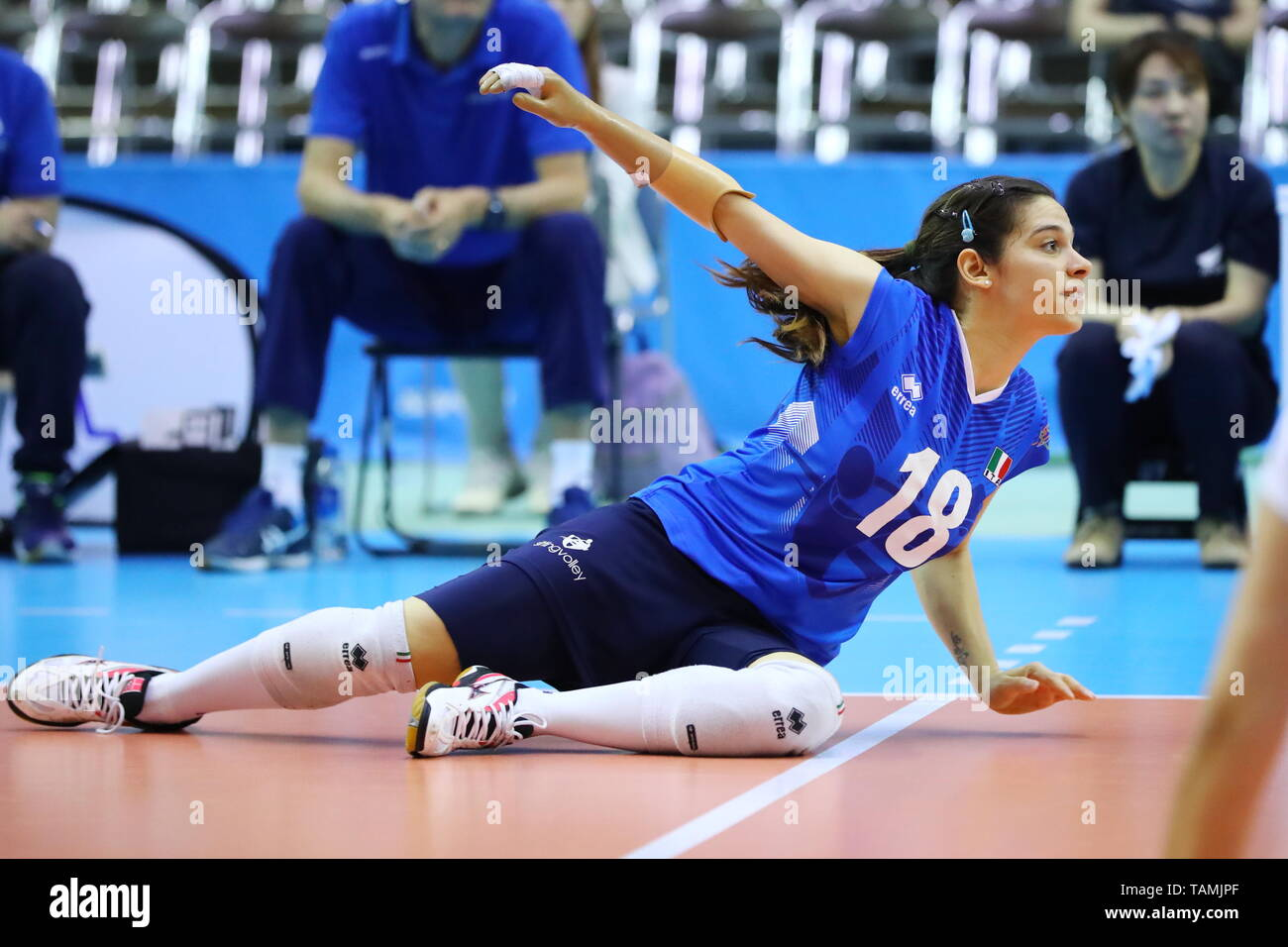Image result for Italy's Silvia Biasi