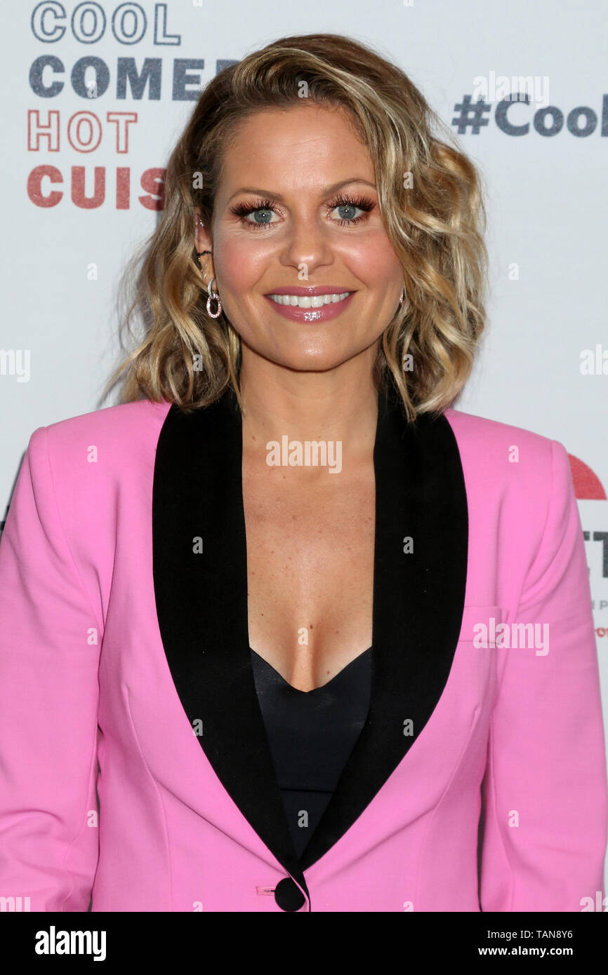 Candace Cameron Bure Red Carpet Event Stock s & Candace Cameron