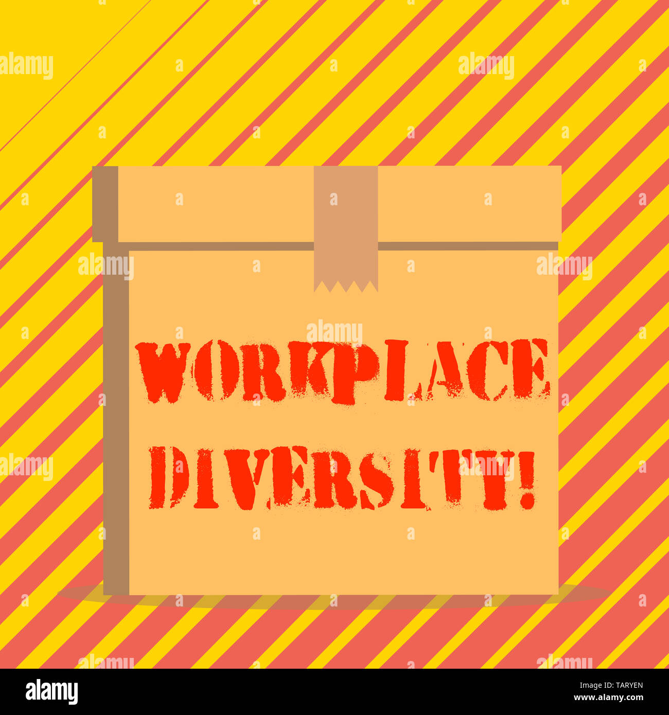 Diversity Meaning Workplace >> Conceptual Hand Writing Showing Workplace Diversity Concept