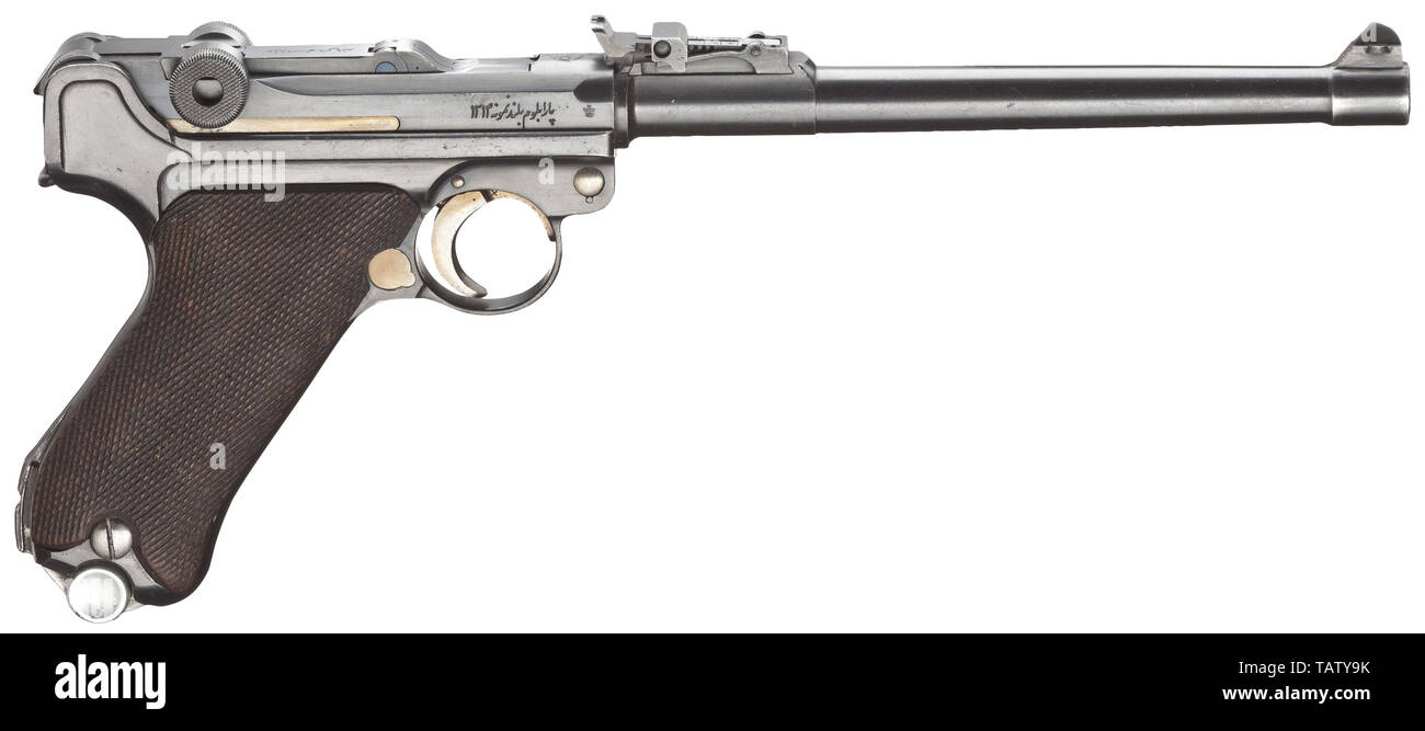 Mauser Pistol Stock Photos & Mauser Pistol Stock Images - Alamy