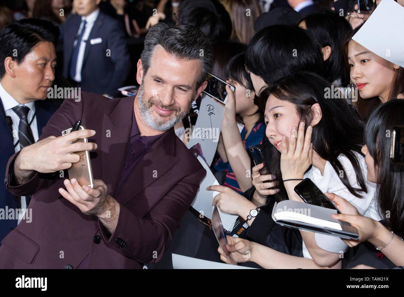 Seoul, South Korea  27th May, 2019  Director Simon Kinberg