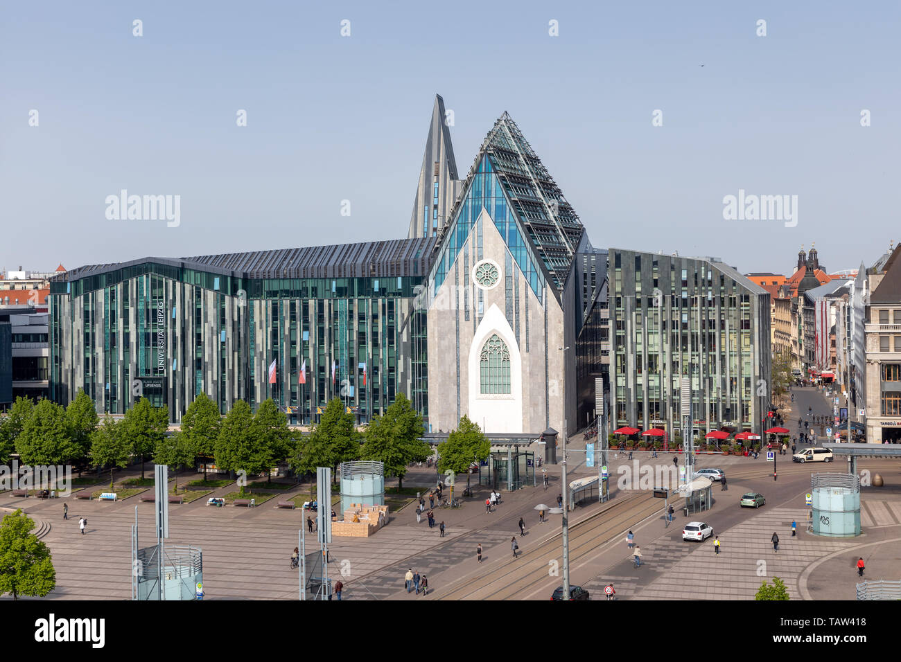 Universitaet Leipzig High Resolution Stock Photography And Images Alamy