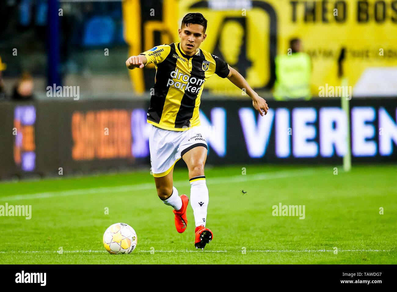 Arnhem Netherlands 28th May 2019 Arnhem Vitesse Fc Utrecht 28 05 2019 Football Dutch Eredivisie Play