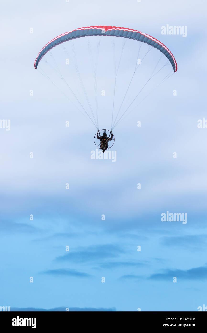 Powered Parachute Stock Photos & Powered Parachute Stock