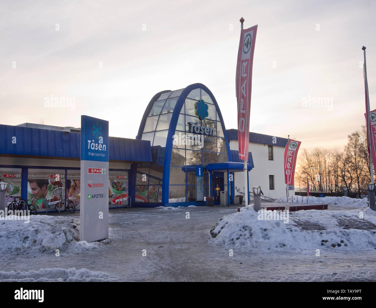 79bb60187 Winter Oslo Stock Photos & Winter Oslo Stock Images - Alamy