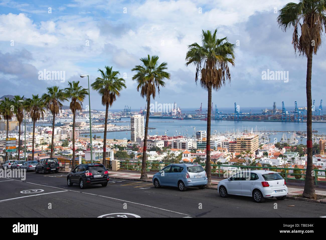 Mirador Paseo La Cornisa High Resolution Stock Photography And Images Alamy