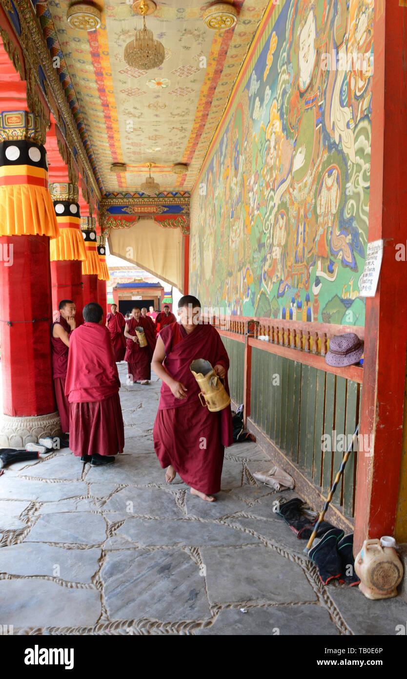Tibetan Buddhism Stock Photos & Tibetan Buddhism Stock Images - Page