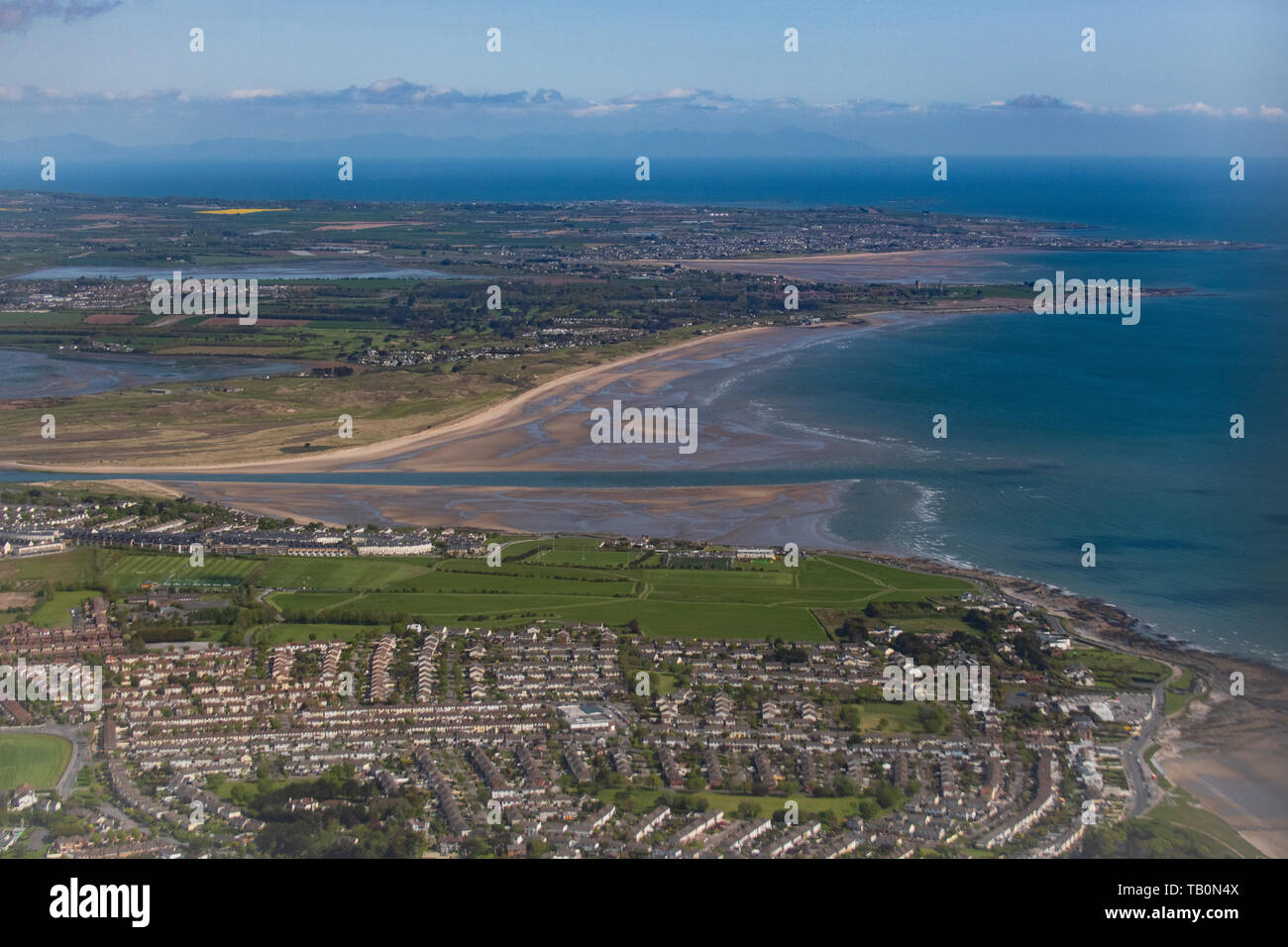 Malahide has the highest household income in the country