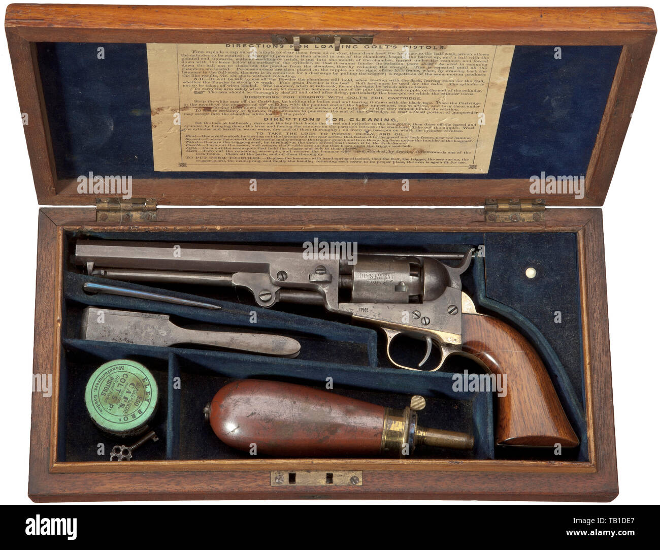 Pocket Revolver Stock Photos & Pocket Revolver Stock Images - Alamy