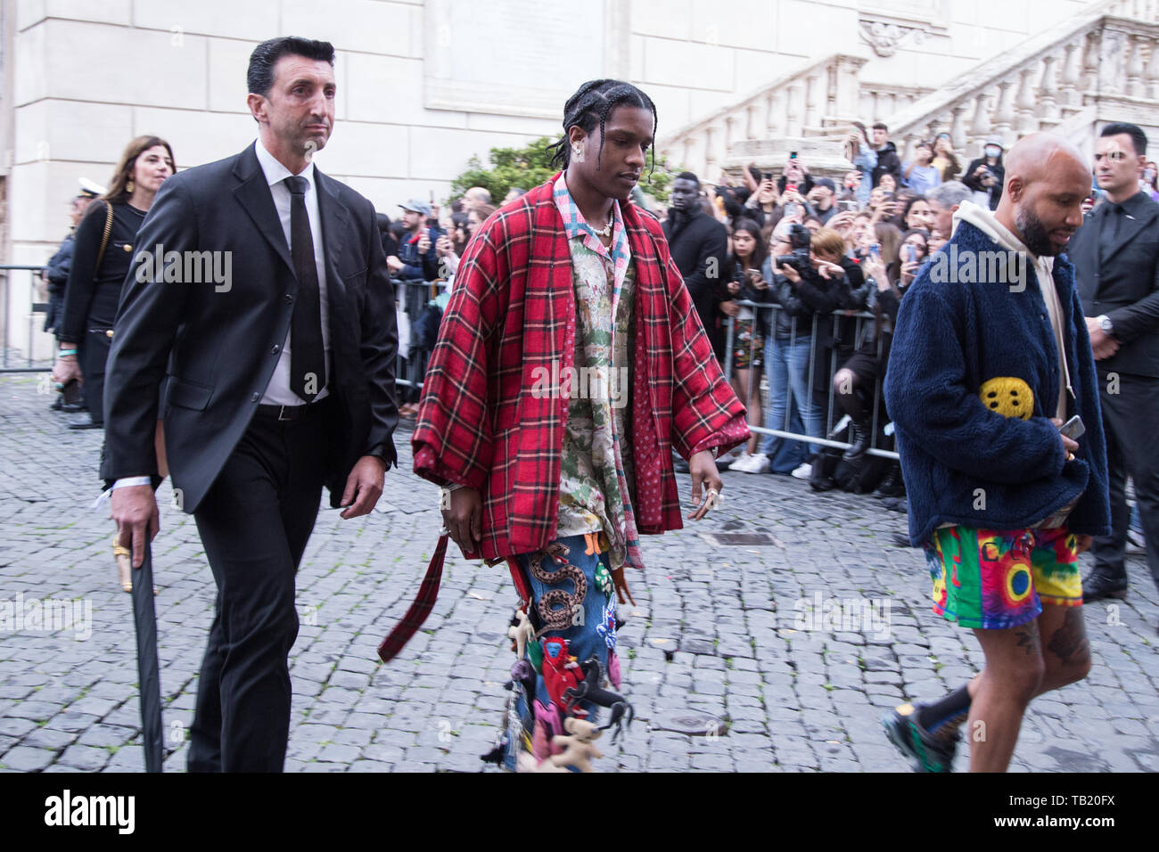 Asap Rocky Stock Photos & Asap Rocky Stock Images - Alamy