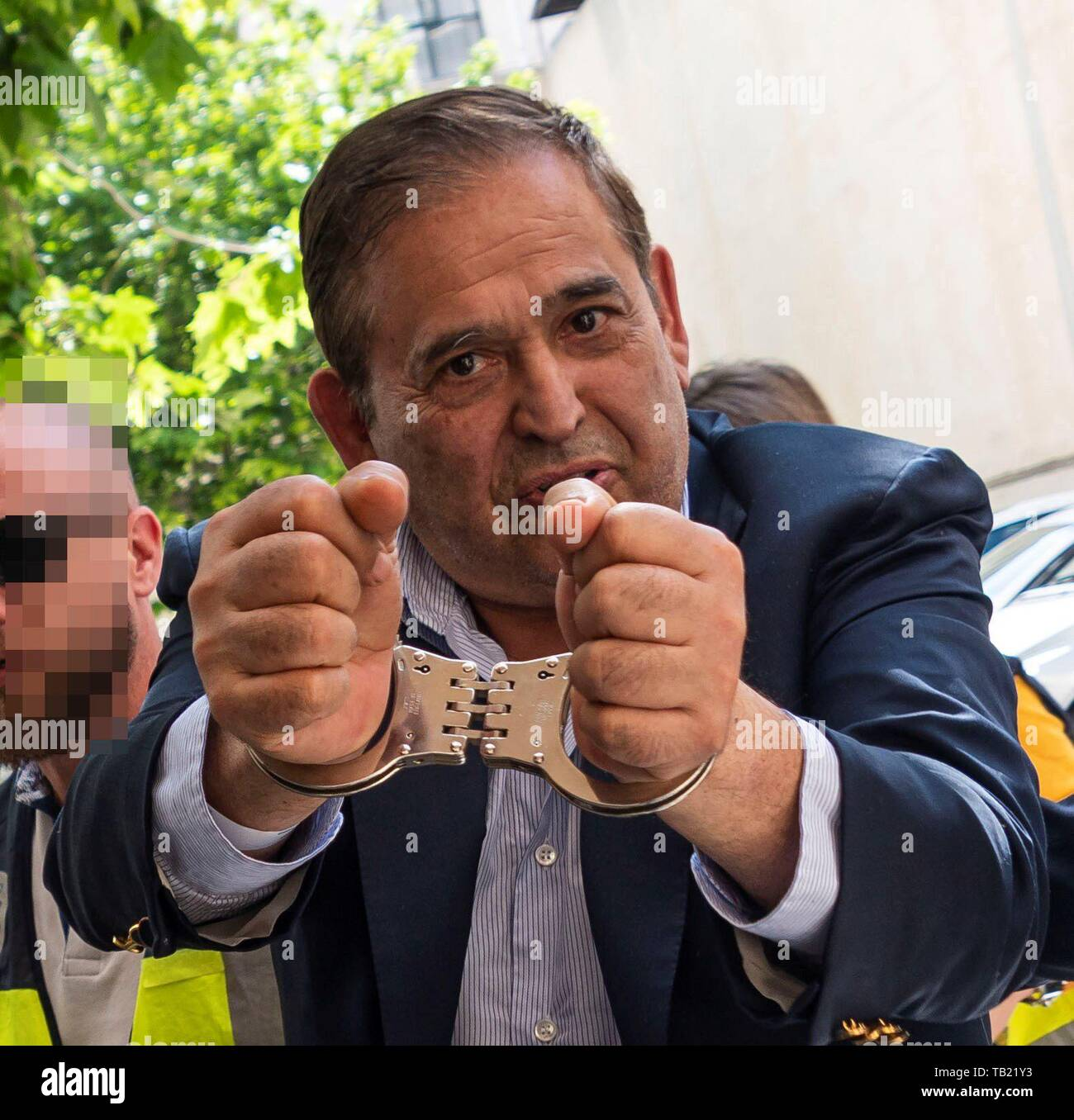 Palma de Mallorca, Spain  29th May, 2019  Mexican businessman Alonso