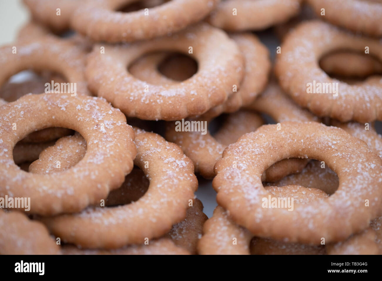 Cookies - Stock Image
