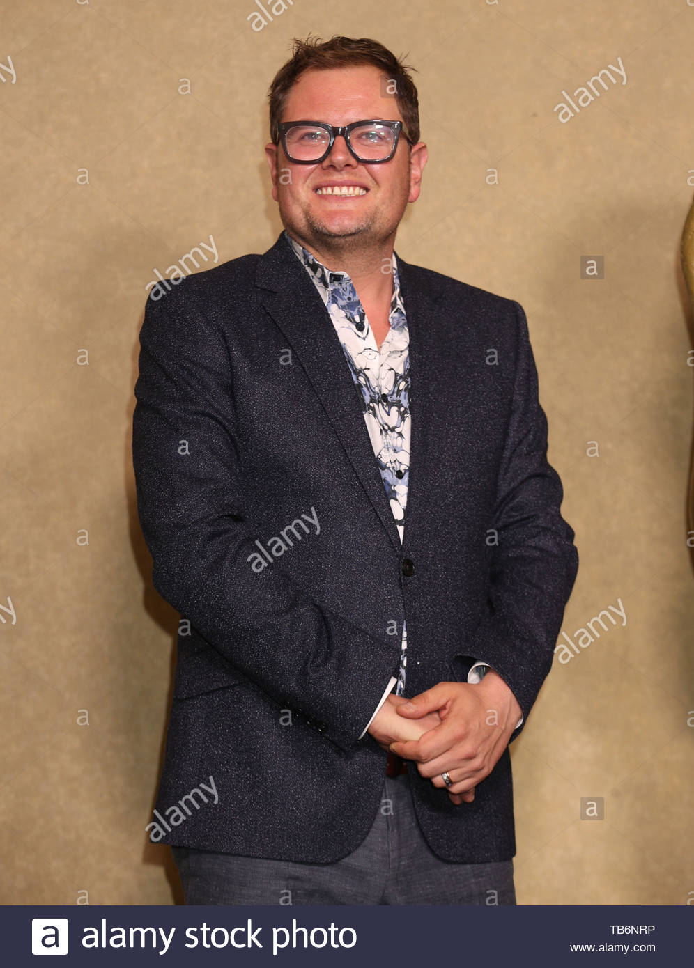 File photo dated 01/10/2018 of Alan Carr, will host a revival of the