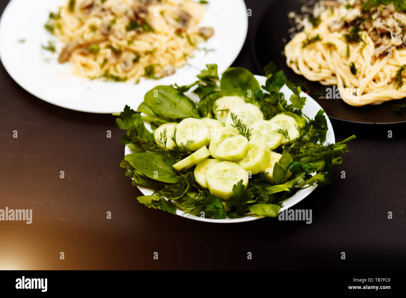Wok Thai Food Cafe High Resolution Stock Photography And Images Alamy