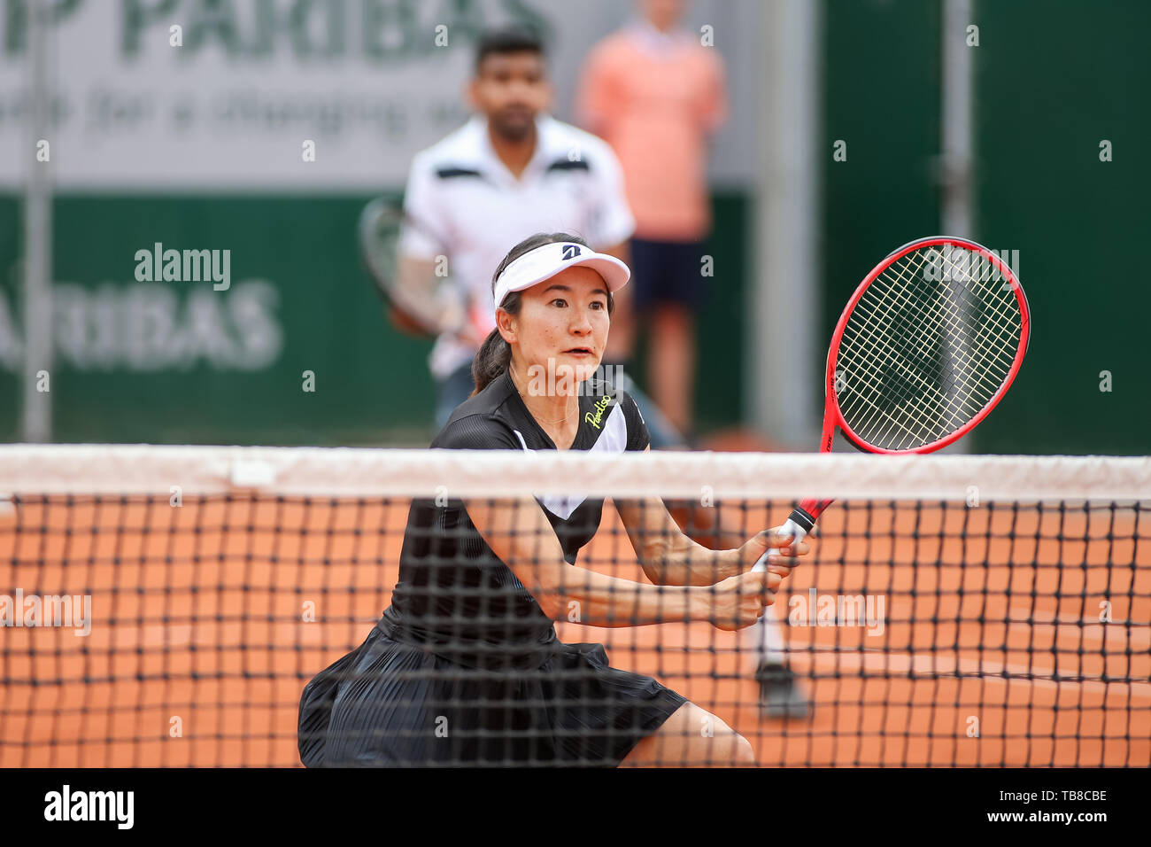 2019 French Open – Mixed Doubles