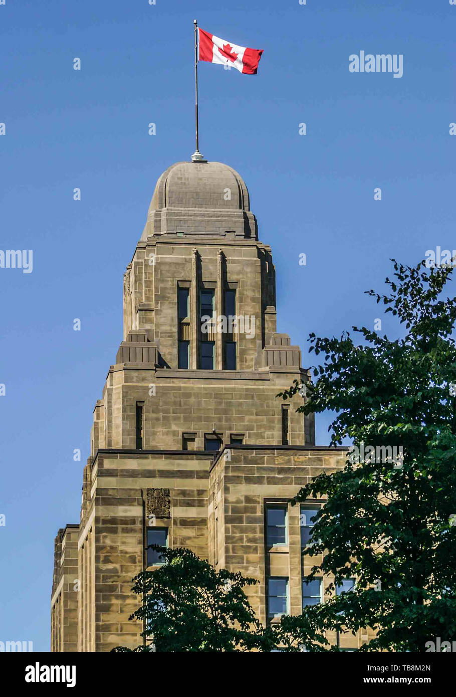 Halifax, Nova Scotia, Canada. 5th Sep, 2005. The Dominion Public Building in Halifax, Nova Scotia. served as the central post office for the City of Halifax and housed various government offices. Credit: Arnold Drapkin/ZUMA Wire/Alamy Live News - Stock Image