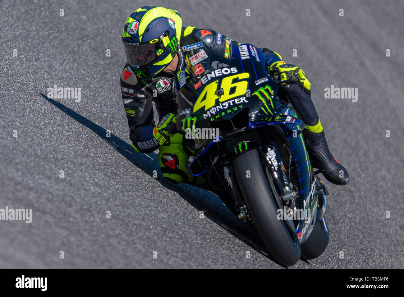 valentino rossi high resolution stock photography and images alamy https www alamy com mugello italy 31st may 2019 46 valentino rossi during the fp1 credit independent photo agencyalamy live news image247898090 html