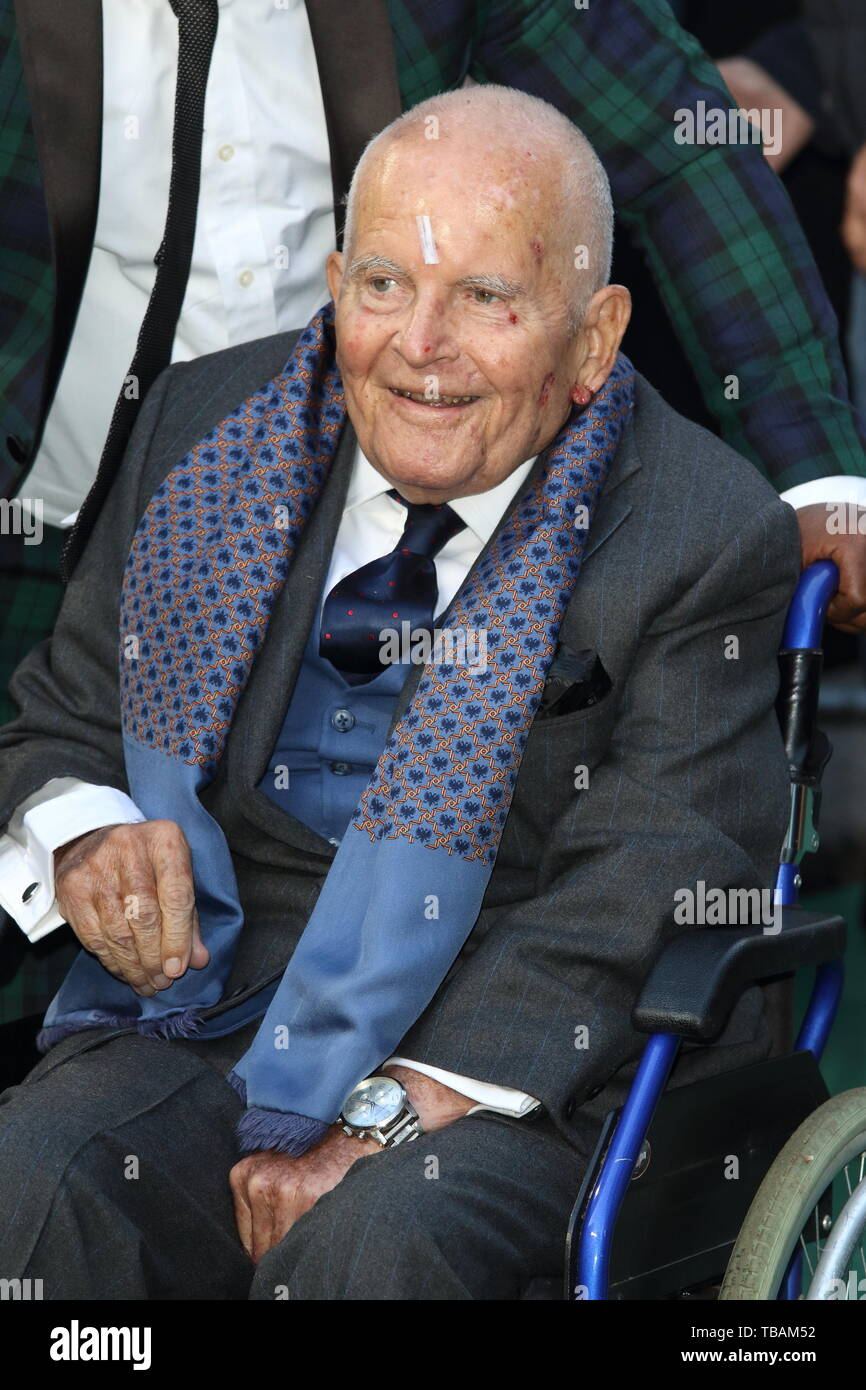 Tolkien UK Premiere at the Curzon Mayfair, London Featuring: Ian ...