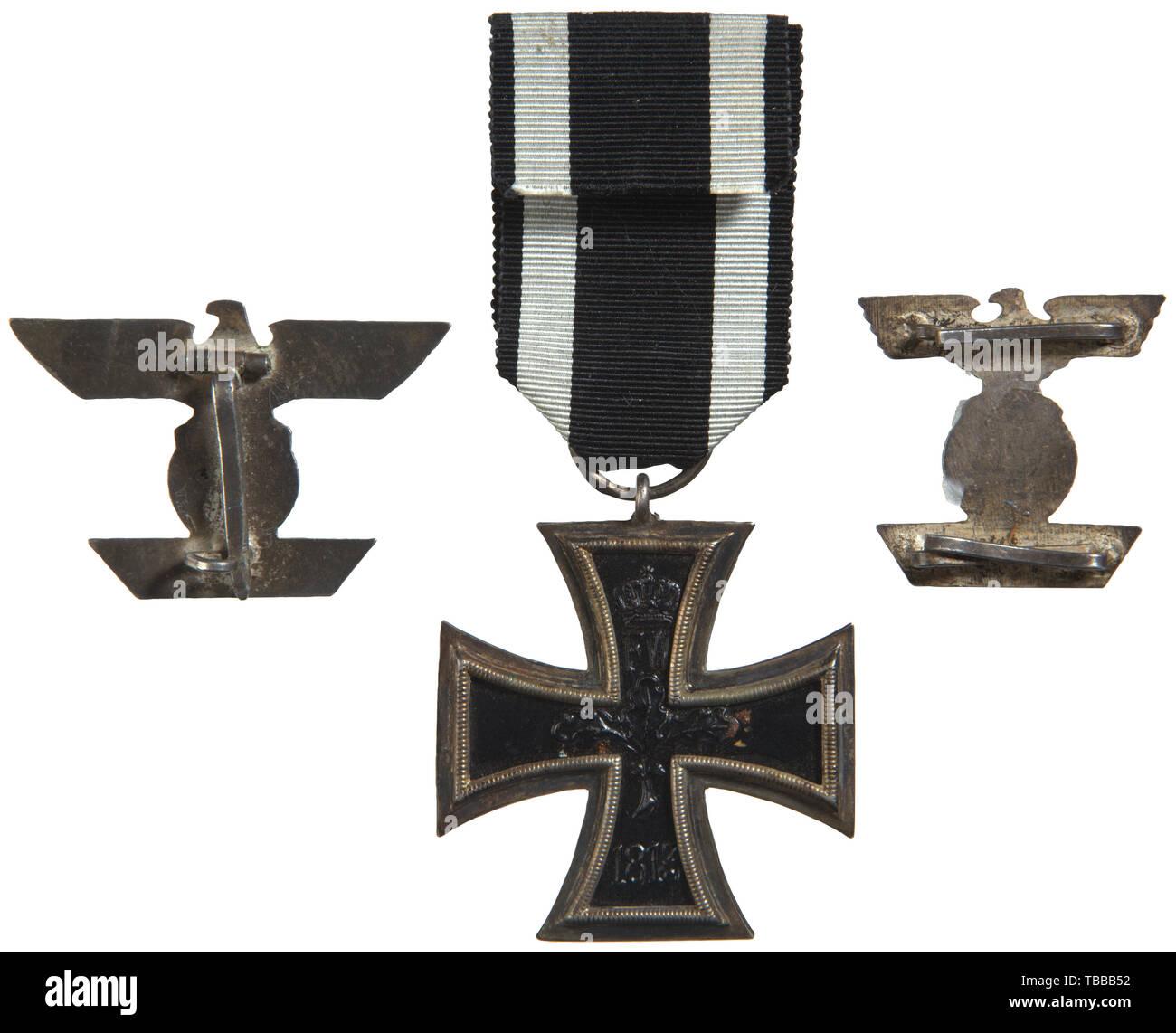 THE JOHN PEPERA COLLECTION, A Group of Three Awards, Iron