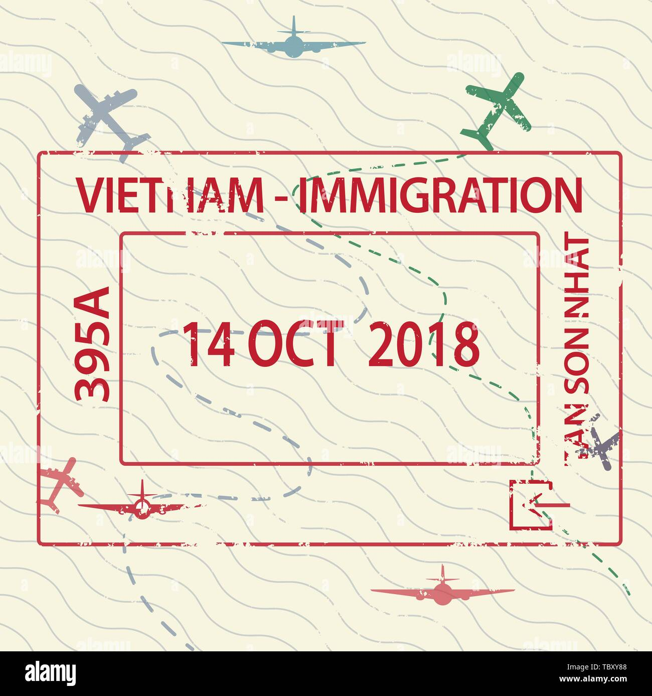 Vietnamese Vector Vectors Stock Photos & Vietnamese Vector