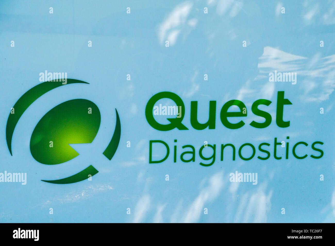 A data breach at at a vendor of Quest Diagnostics has put 12