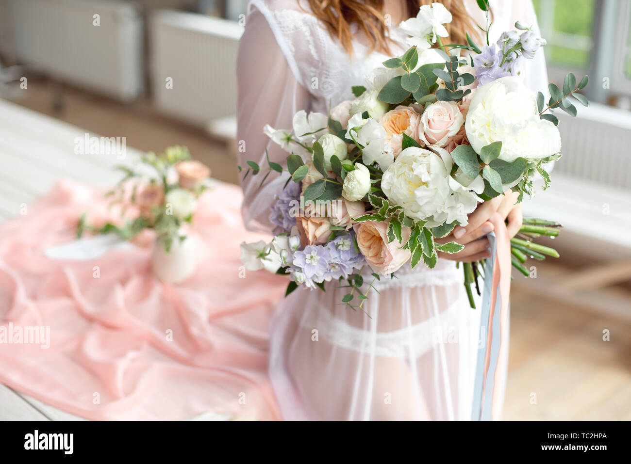 Boho Flowers High Resolution Stock Photography And Images Alamy