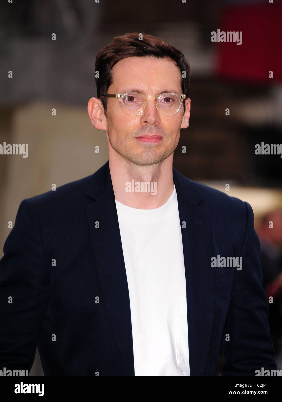 The  Royal Academy of Arts Summer Exhibition Preview Party VIP Guests Erdem Moralioglu - Stock Image