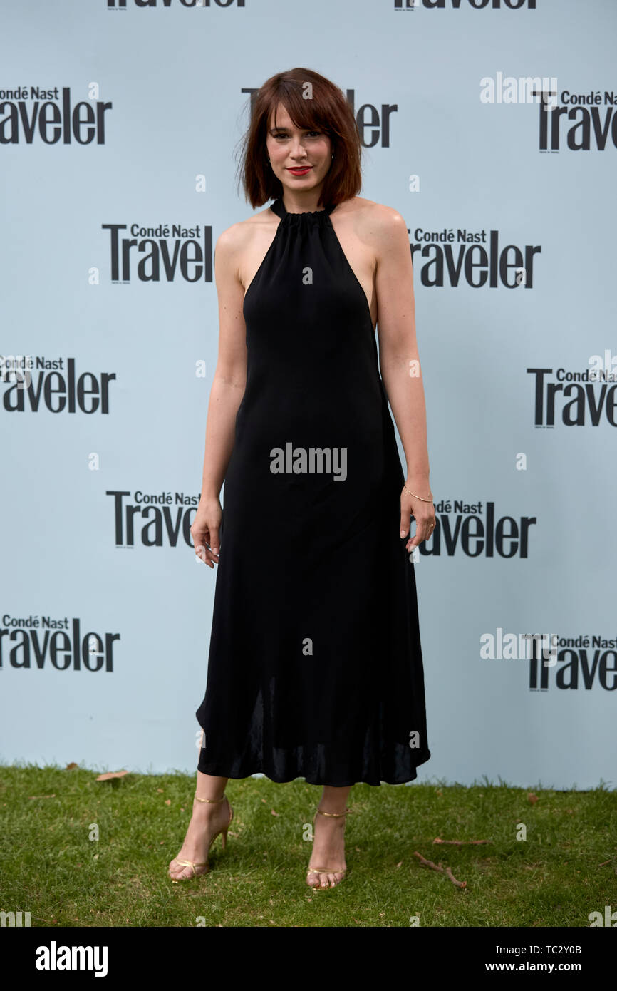 278d3a764a Celia Freijeiro attends to Conde Nast Traveler 2019 Awards at Embassy of  Italy in Madrid. Credit: SOPA Images Limited/Alamy Live News