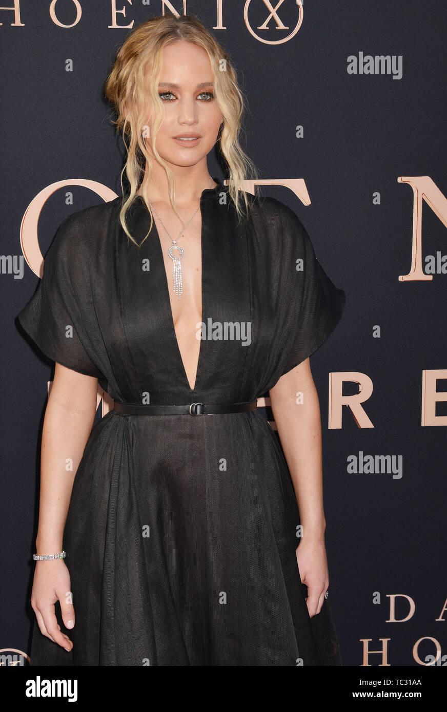 Los Angeles, USA  04th June, 2019  Jennifer Lawrence 090