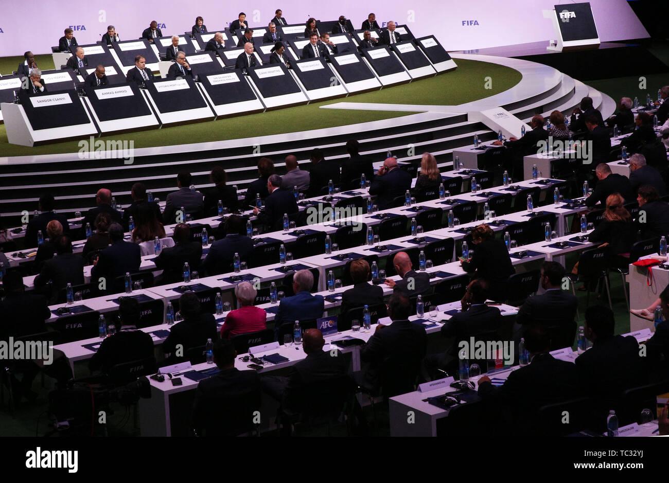 Fifa Congress Stock Photos & Fifa Congress Stock Images - Alamy