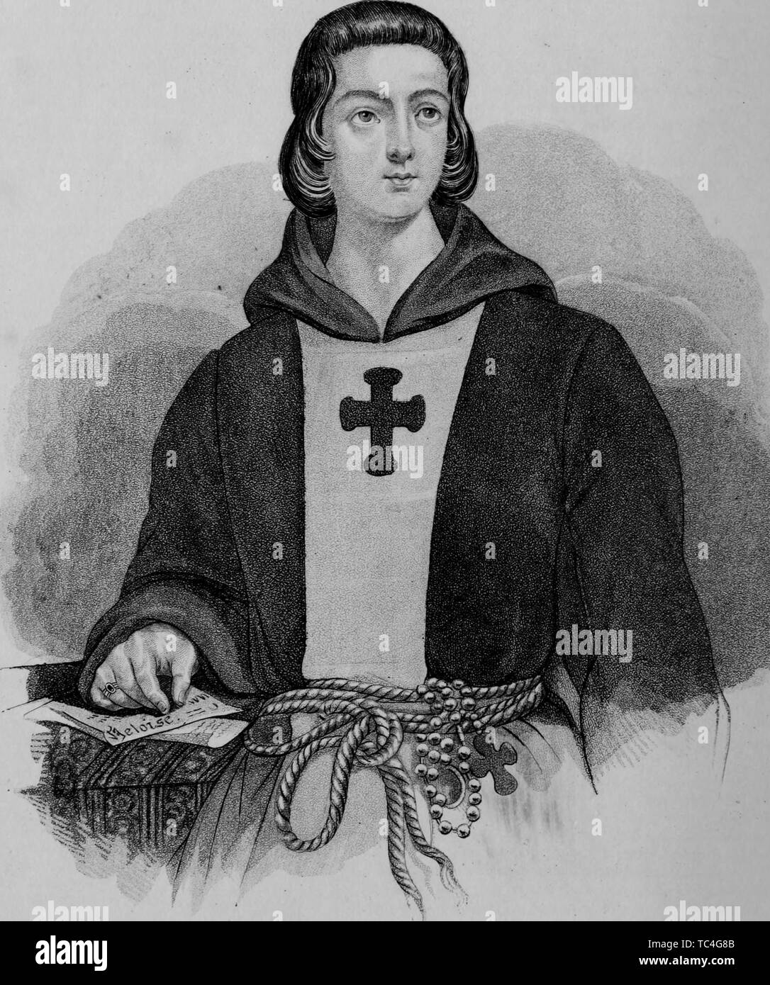 Peter Abelard High Resolution Stock Photography and Images - Alamy