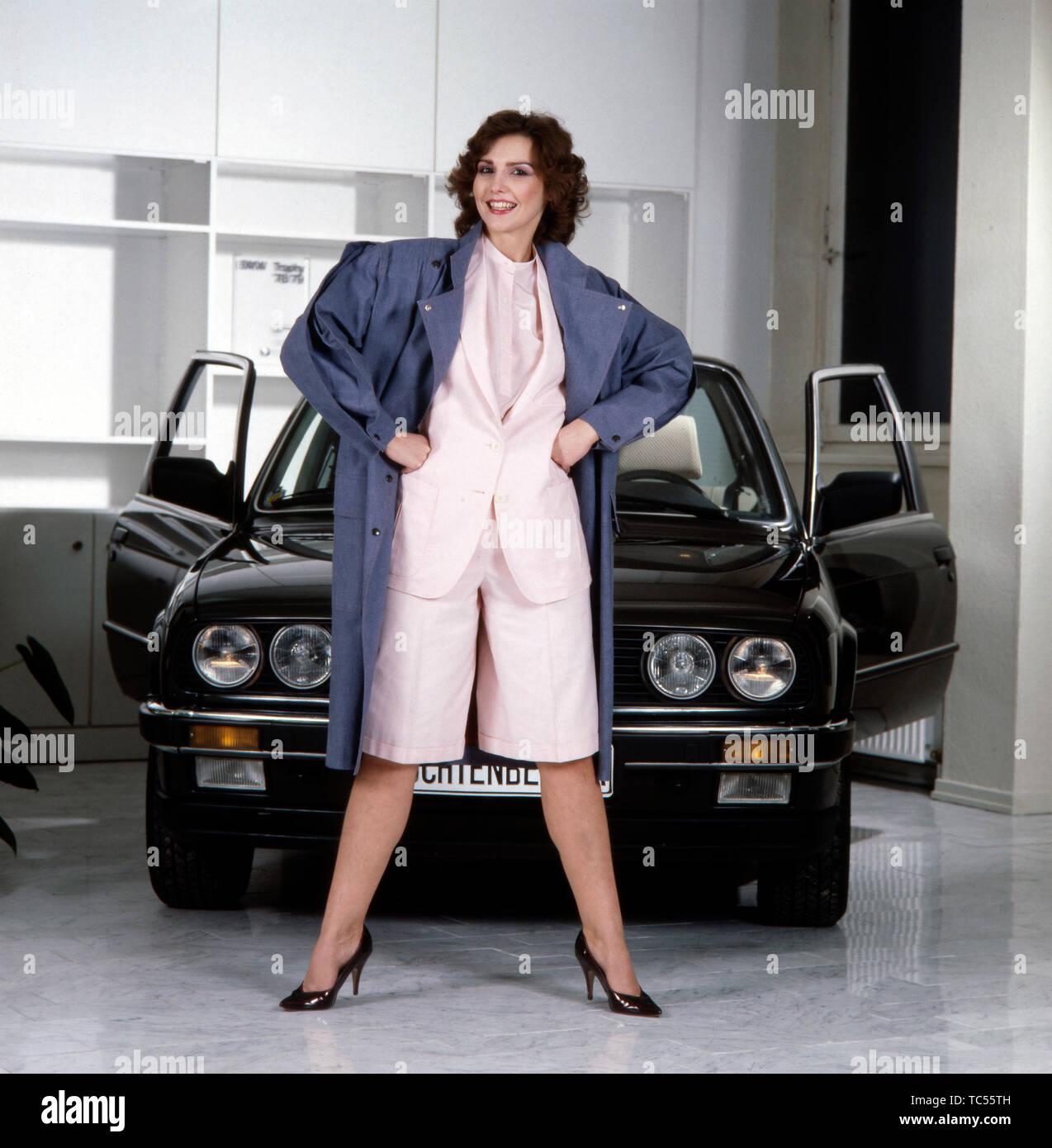 Angelika Baumgart poses in hamburg stock photos & poses in hamburg stock