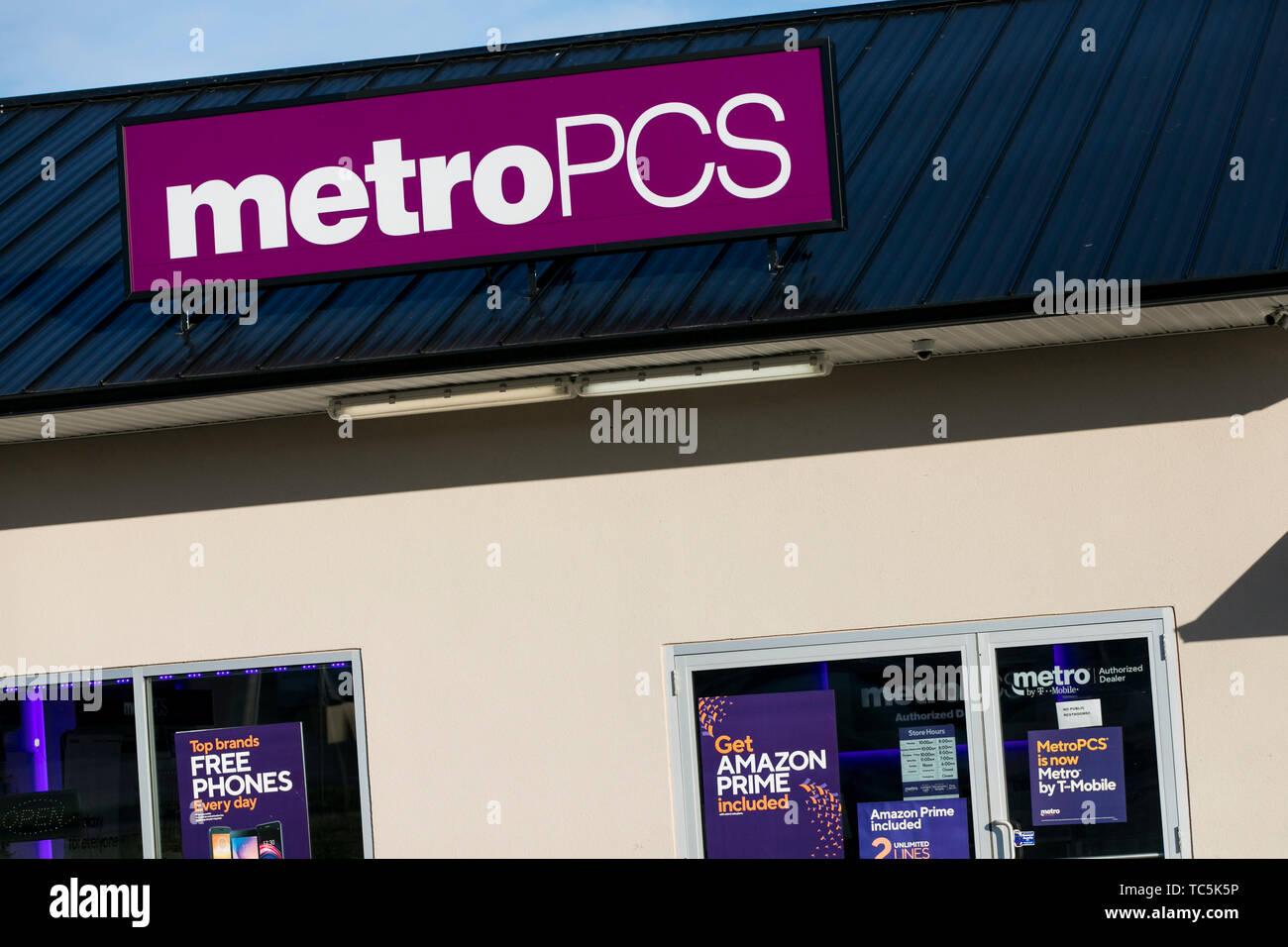 Metropcs Stock Photos & Metropcs Stock Images - Alamy