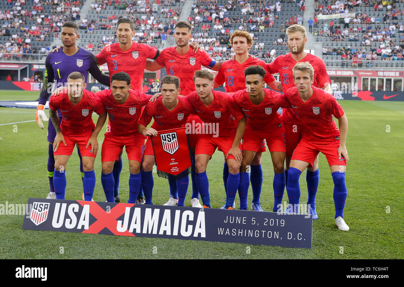 new product d7193 22f68 Jamaican National Soccer Team Stock Photos & Jamaican ...