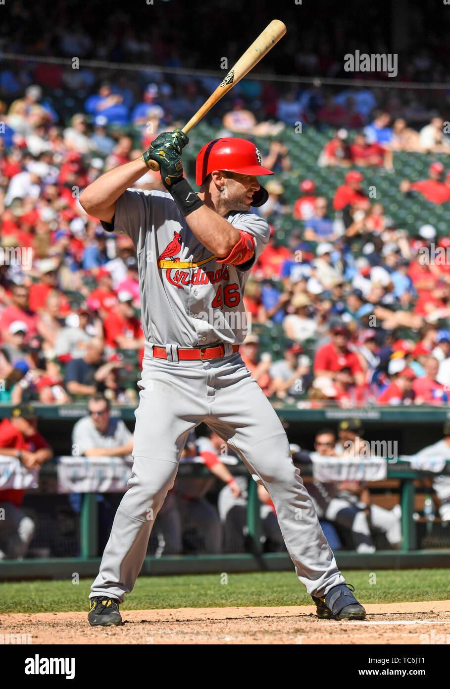 May 19, 2019: St  Louis Cardinals first baseman Paul