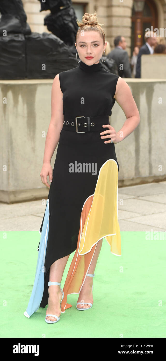 Florence Pugh 2019 >> Photo Must Be Credited C Alpha Press 079965 04 06 2019