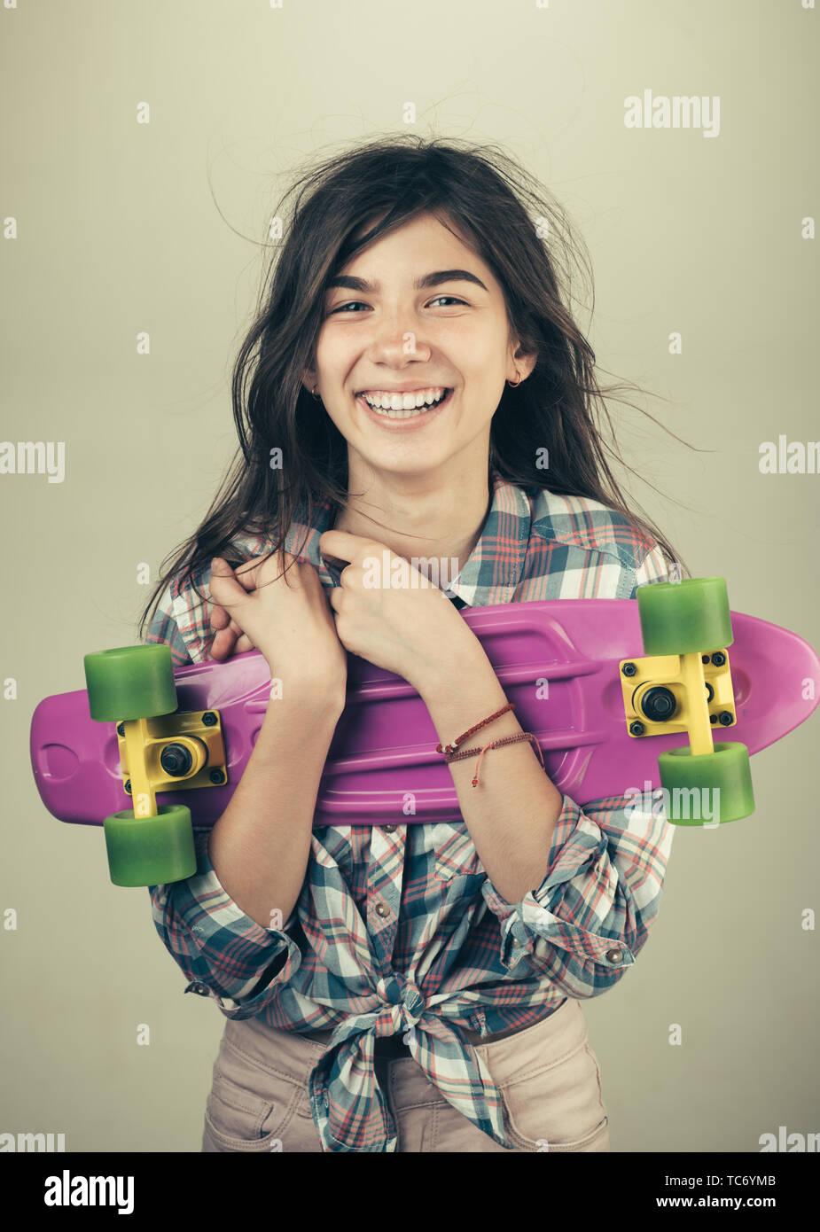 1cf5d62230b8 Urban scene, city life. ready to ride on the street. skateboard sport hobby