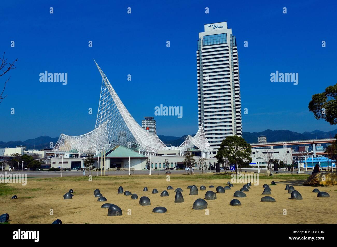 Kobe, Honshu, Japan, Asia. - Stock Image